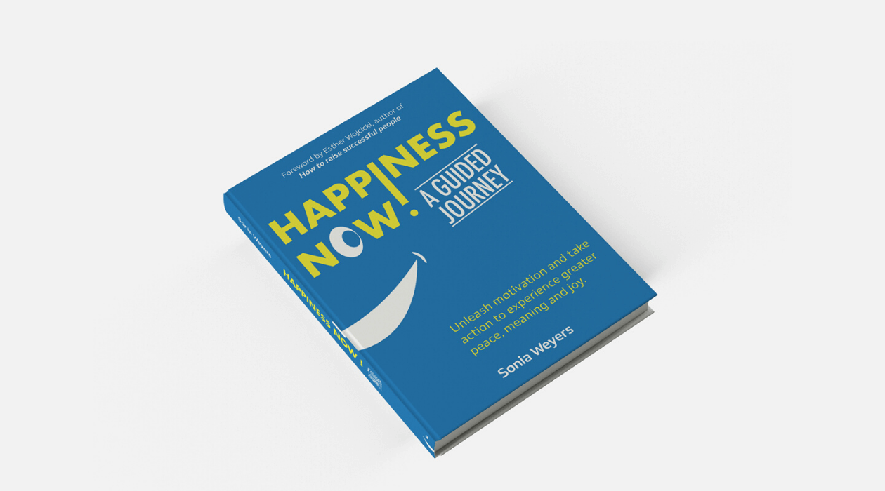 """Happiness Now! A Guided Journey"" Paperback"