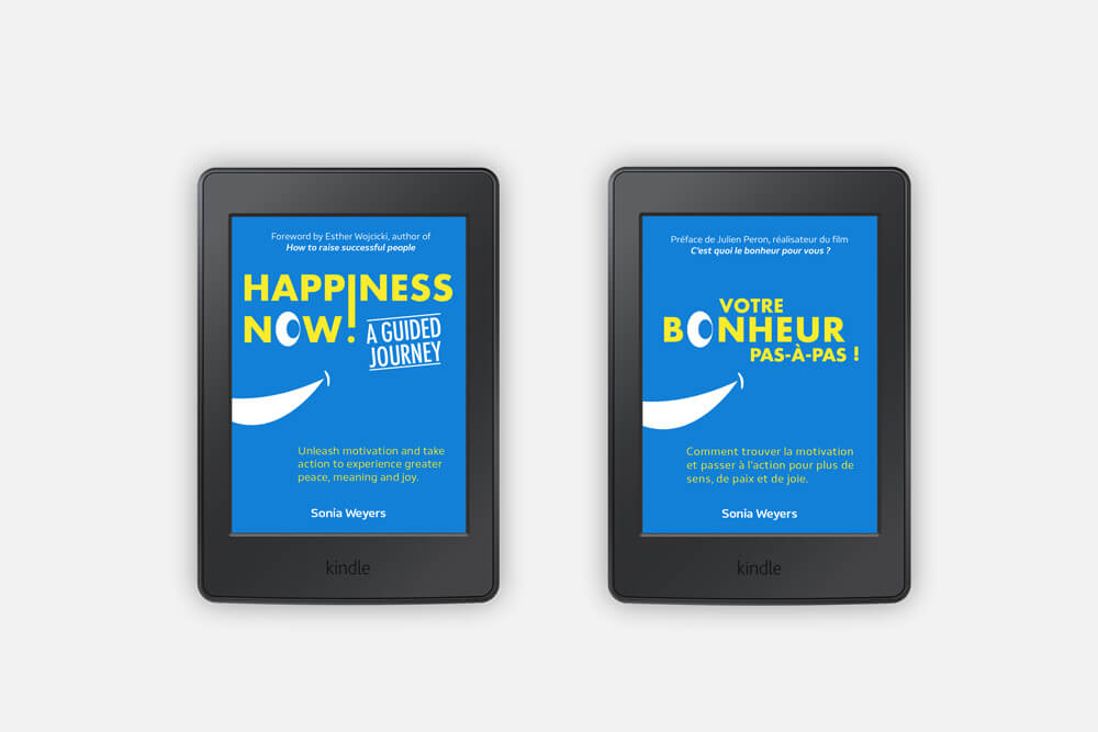 "Kindle Version of ""Happiness Now! A Guided Journey"""