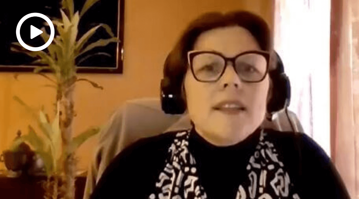 Sonia Weyers en Entrevue