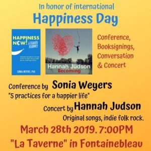Image for Internantional Happiness Day