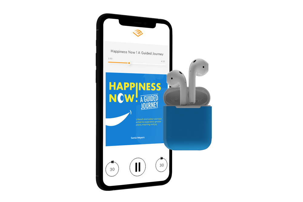 "Audiobook ""Happiness Now! A Guided Journey"""