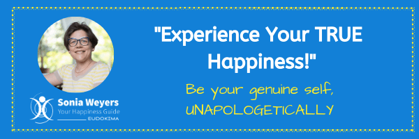 Experience Your True Happiness