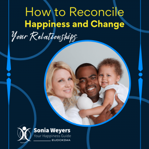 Reconcile Happiness Change and Relationships #1