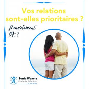 Bonheur Changement et Relations #2