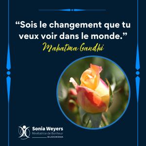 Bonheur Changement et Relations #4